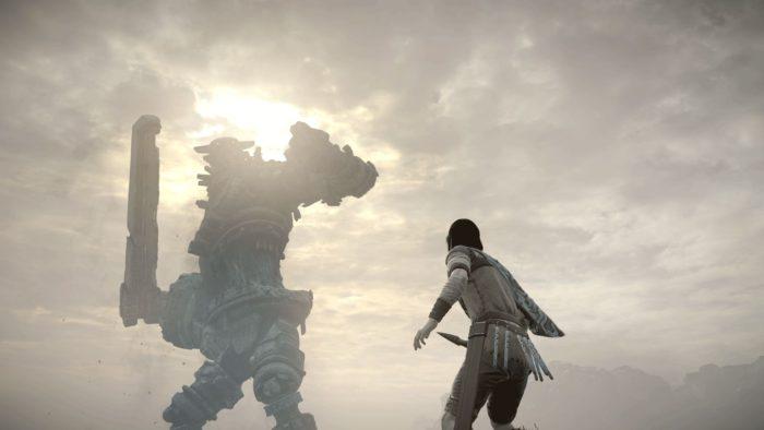 Mira el nuevo tráiler de Shadow of the Colossus para PS4