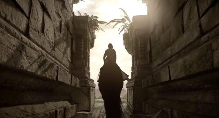 Shadow of the Colossus ya tiene fecha de lanzamiento