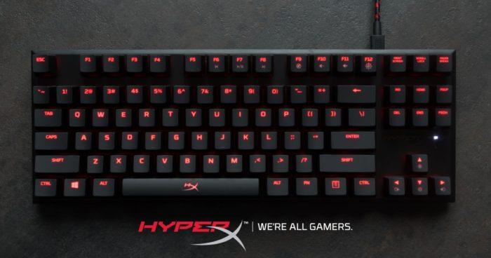 Lagzero Analiza: HyperX Alloy FPS Pro