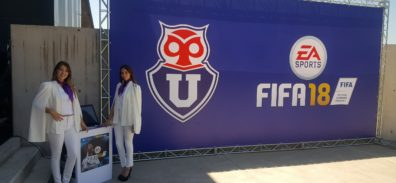 Universidad de Chile anunció alianza con EA Sports y FIFA18