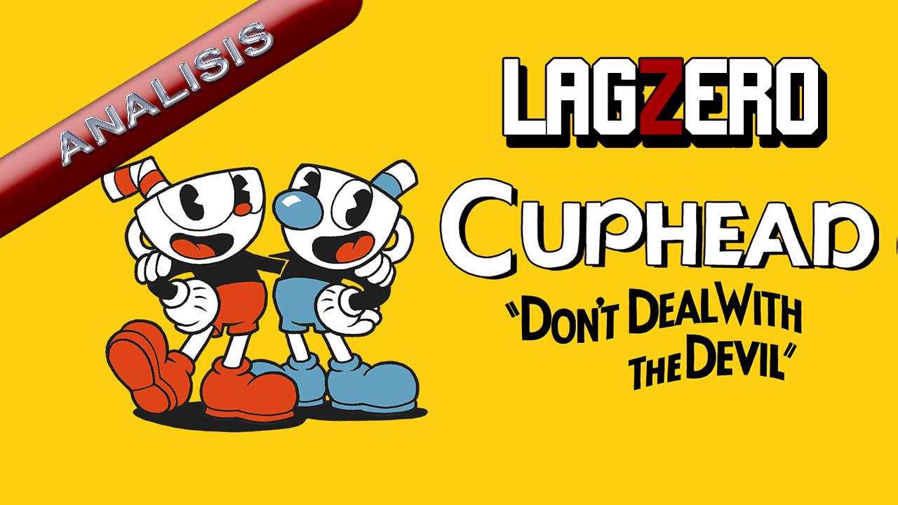 LagZero Analiza: Cuphead
