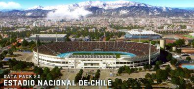 Nuevo parche de PES 2018 agrega el Estadio Nacional de Chile y a David Beckham