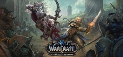 World of Warcraft: Battle for Azeroth ya disponible