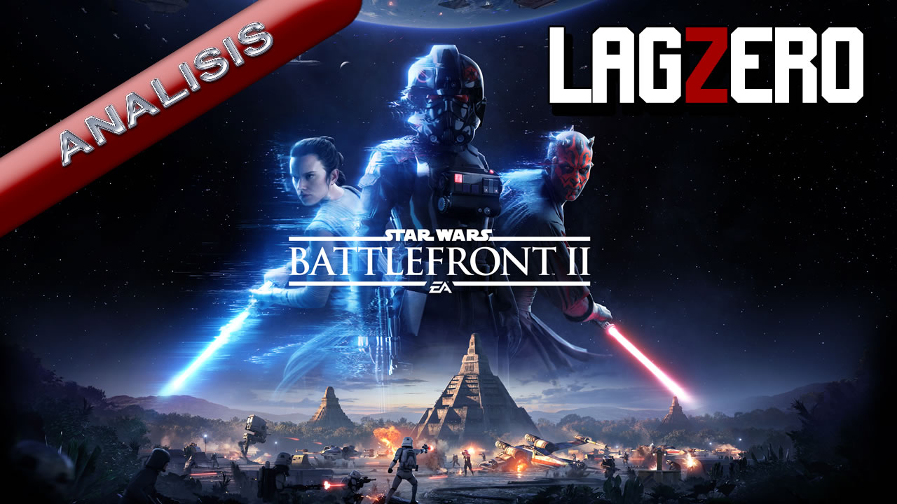 LagZero Analiza: Star Wars: Battlefront 2