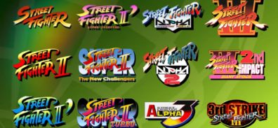 Esto es todo lo que trae Street Fighter 30th Anniversary Collection