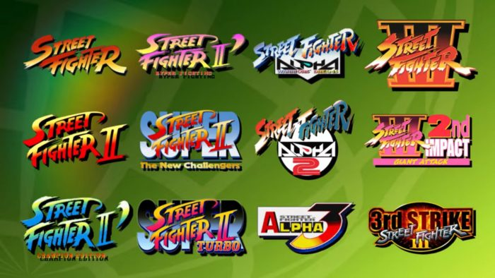 Esto es todo lo que trae Street Fighter 30th Anniversary Collection