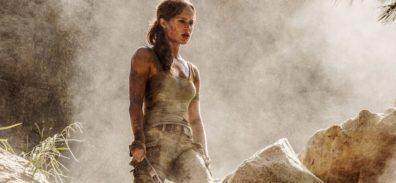 Mira el nuevo tráiler de la próxima película de Tomb Raider