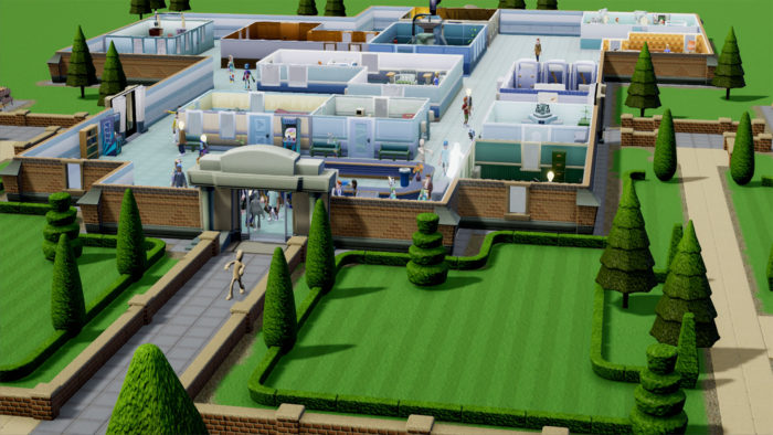 Two Point Hospital es el sucesor espiritual de Theme Hospital