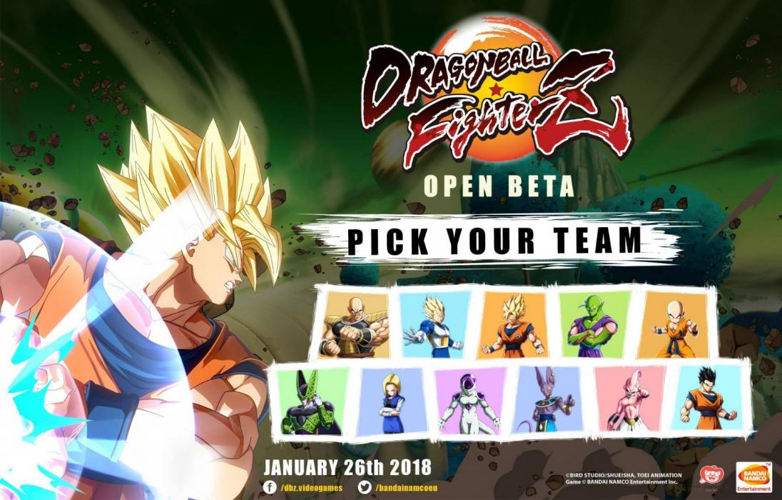 Dragon Ball FighterZ: requisitos para PC y llega la beta abierta