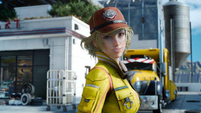 Ya esta disponible la demo de Final Fantasy XV para PC