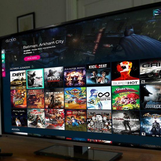 Se lanza en Chile GLOUD, el Netflix de los videojuegos