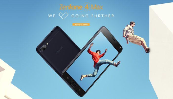 ZenFone 4 Max de ASUS llega a Chile