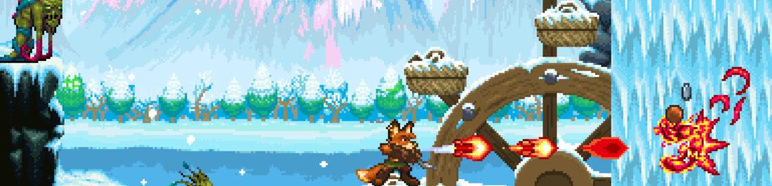 Hora de volver al pasado de los 16-bits con FOX n FORESTS
