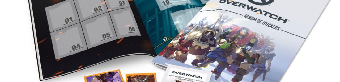 Álbum oficial de Overwatch ya se encuentra en Chile