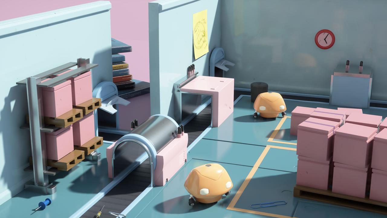El proyecto Pica Pica de EA Games, muestra un poco hacia donde vamos en términos de efectos graficos