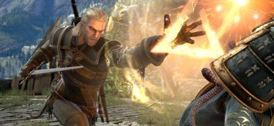 Aquí viene un nuevo retador a SoulCalibur 6, es un tal Geralt of Rivia