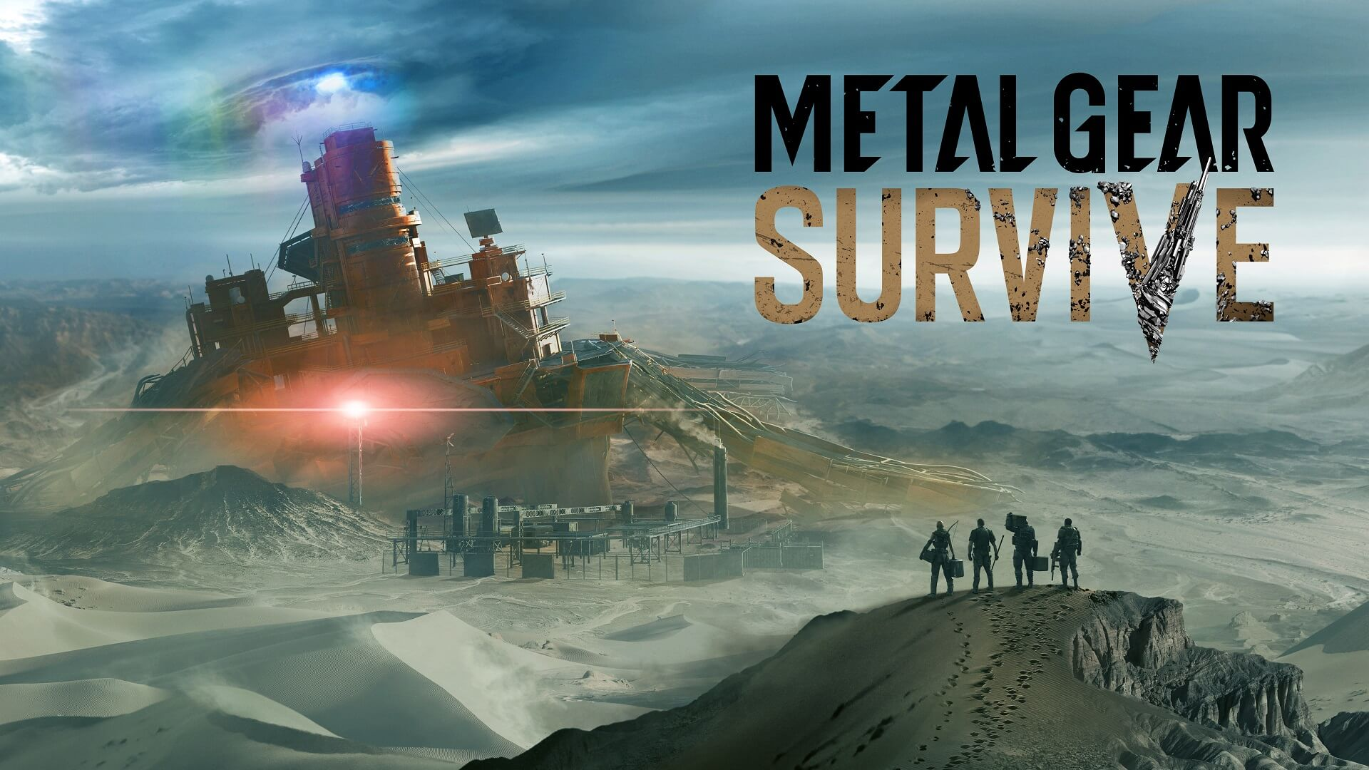 LagZero Analiza: Metal Gear Survive [Reseña dimensional]