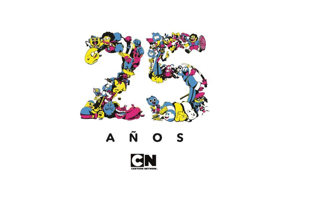 Cartoon Network celebra 25 años con programación especial