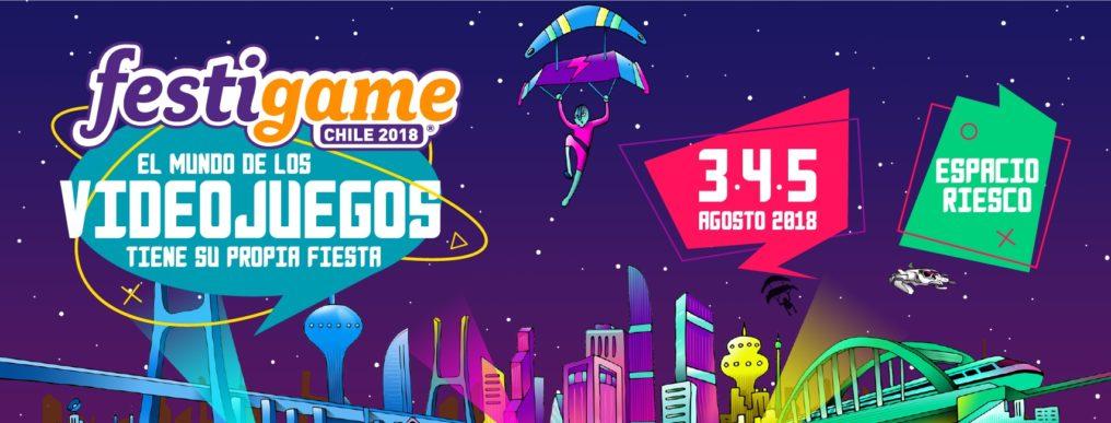 ACTUALIZACIÓN: Este lunes comienza venta de tickets para FestiGame 2018