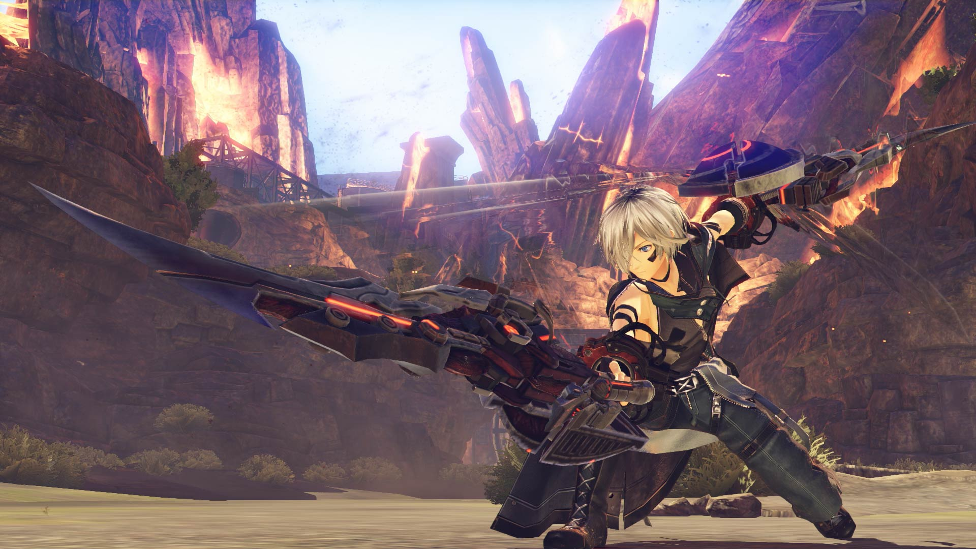GOD EATER 3 estará disponible en Sudamérica para PS4 y PC