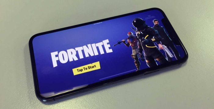 Fortnite Battle Royale ya está disponible gratis en iOS