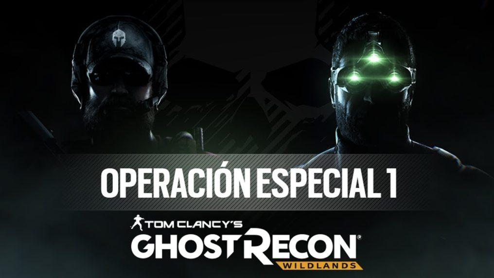 Detalles del año 2 de Ghost Recon Wildlands que incluyen a Sam Fisher y fin de semana gratuito