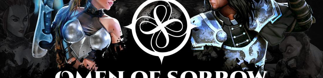 AoneGames está de tour mostrando su juego Omen of Sorrow