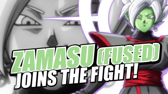 Zamasu se suma a la pelea en DRAGON BALL FighterZ