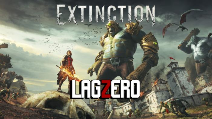 Lagzero Analiza: EXTINCION