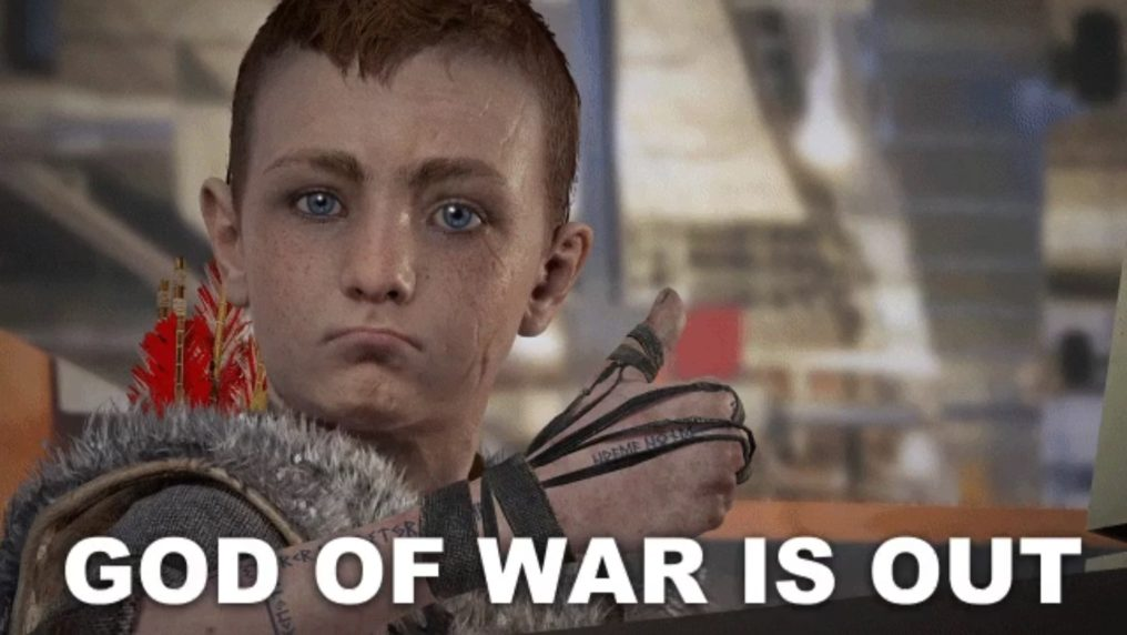 God of War ya se encuentra disponible en todo el mundo