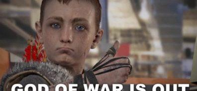 God of War ya se encuentra disponible en todo el mundo