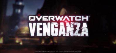 """Overwatch nos presenta su evento """"Venganza"""" con un nuevo cómic y tráiler"""