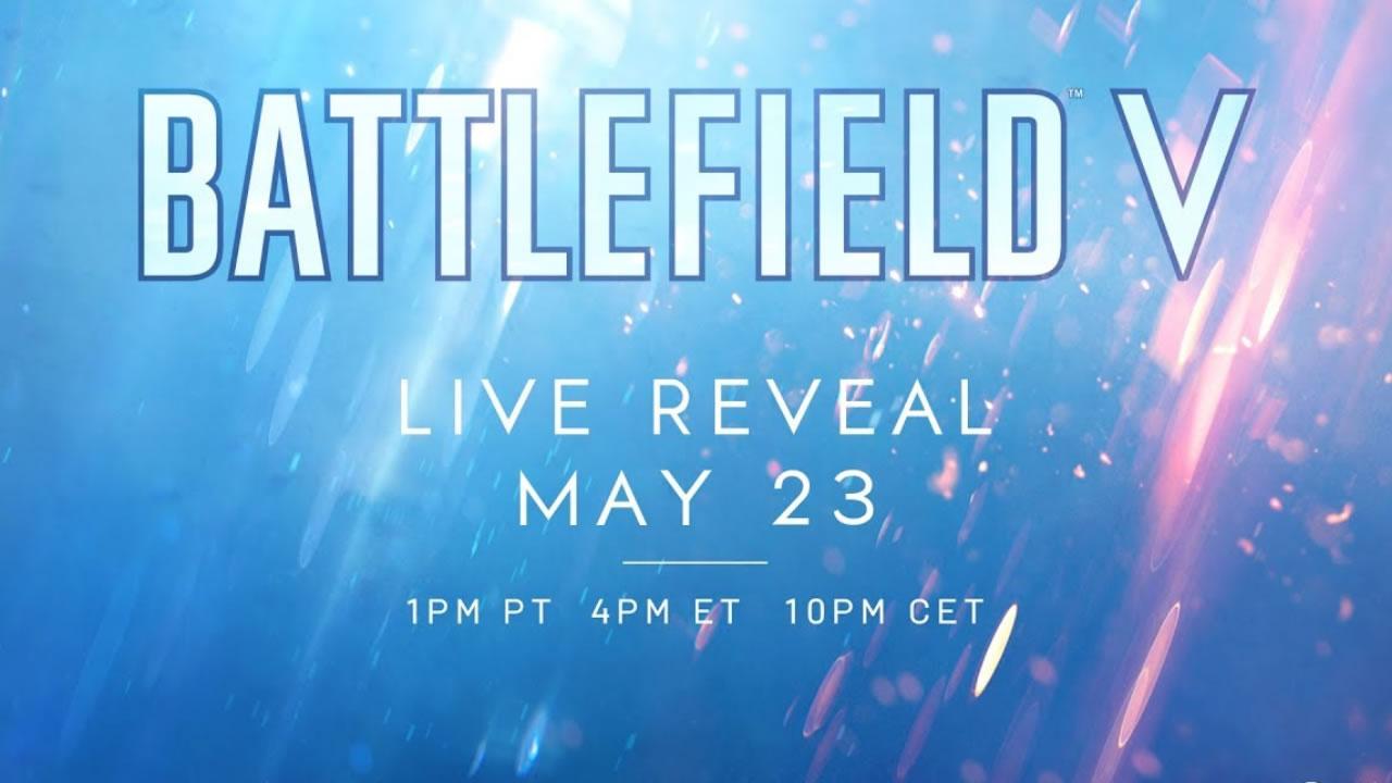 Actúen sorprendidos, se va a anunciar Battlefield 5 el 23 de mayo