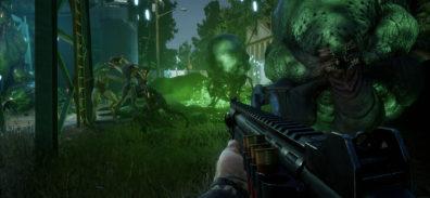 ¿Buscas un juego cooperativo versus hordas de enemigos? dale a Earthfall una mirada