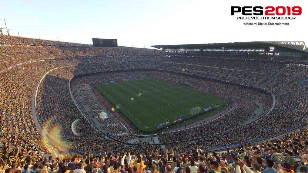 Konami confirmó fecha de lanzamiento de PES 2019