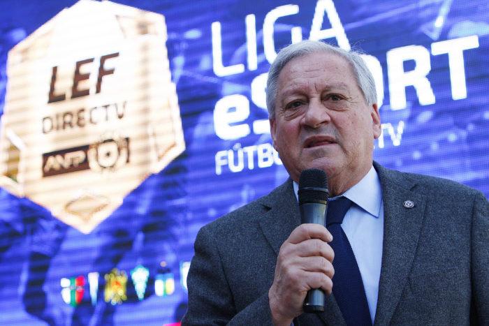 Figuras de Universidad Católica y Palestino inauguran la Liga eSports Fútbol DirecTV