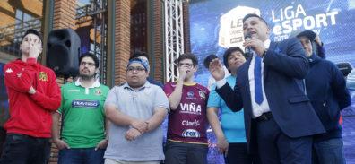 Anfp y DirecTV anuncian la primera Liga Oficial Esports de FIFA 18