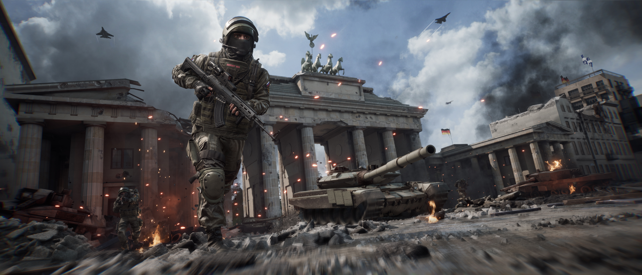 World War 3 podría ser el juego que en verdad esperamos si es que logra tener éxito