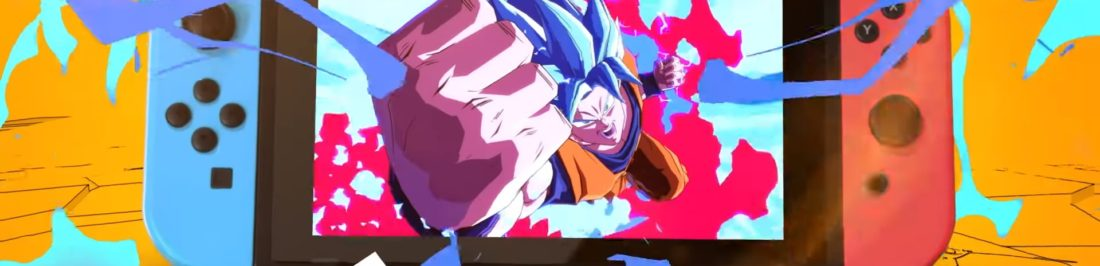 DRAGON BALL FIGHTERZ oficialmente en Nintendo Switch