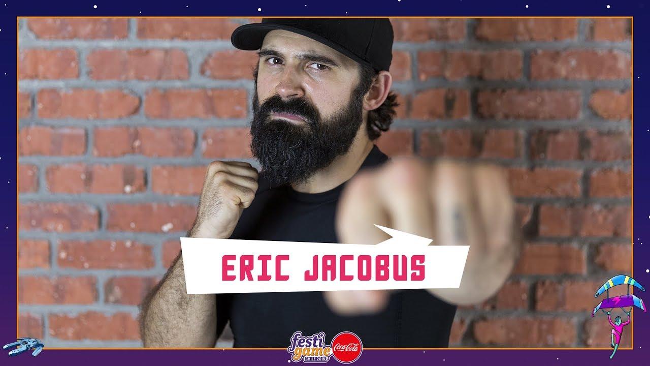 Eric Jacobus, doble de acción de Kratos, es el primer invitado de FestiGame Coca Cola 2018