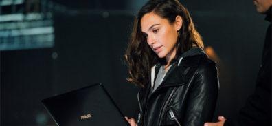 Gal Gadot, nueva embajadora de Asus, nos presenta la nueva e innovadora ZenBook Pro Series
