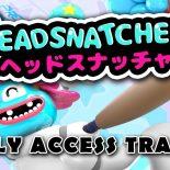 Headsnatchers anuncia fecha de Early Access