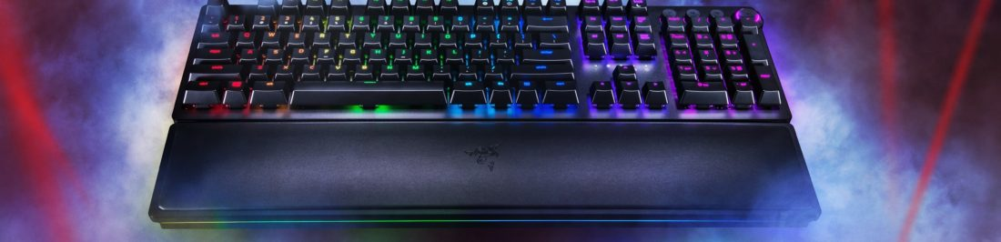 Razer presenta su nuevo teclado Razer Huntsman