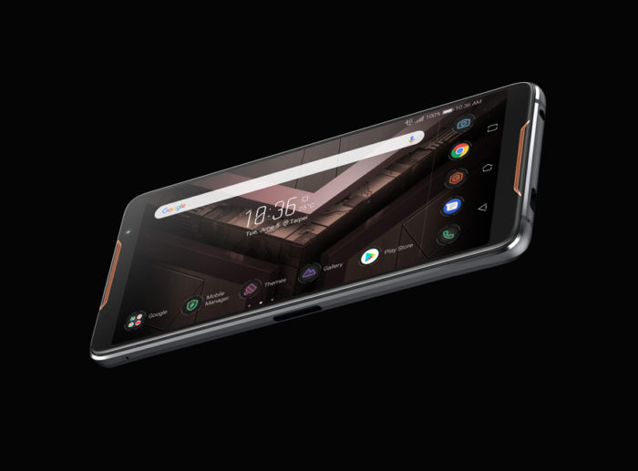ASUS presenta el ROG Phone, su nuevo smartphone gamer