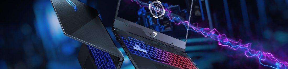 ASUS ROG anunció el Strix Scar II y Hero II