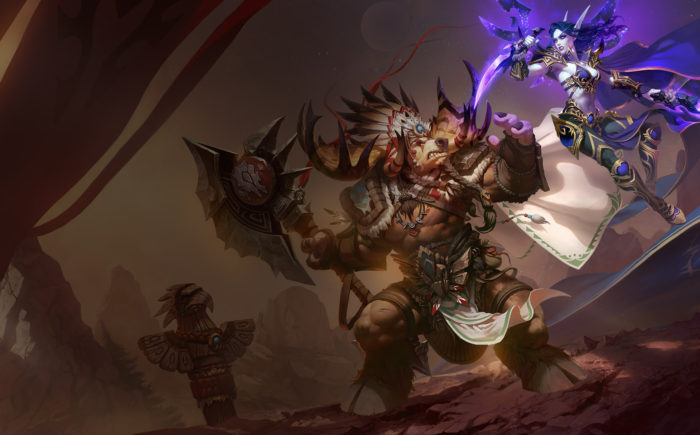 Llega un fin de semana gratis y descuentos a World of Warcraft