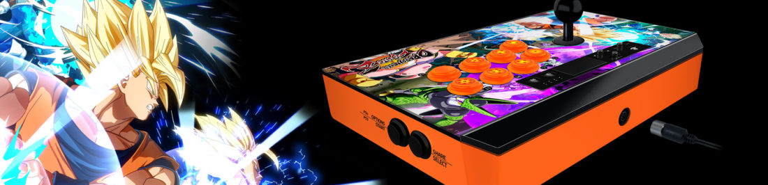 Razer anuncia los nuevos Arcade Stick Dragon Ball FighterZ