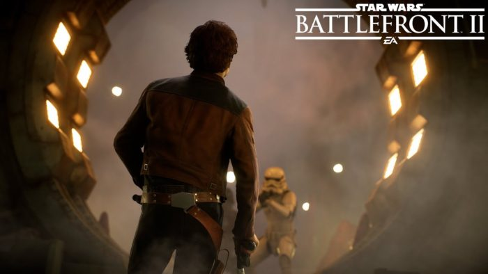 Star Wars Battlefront II: The Han Solo Season Trailer