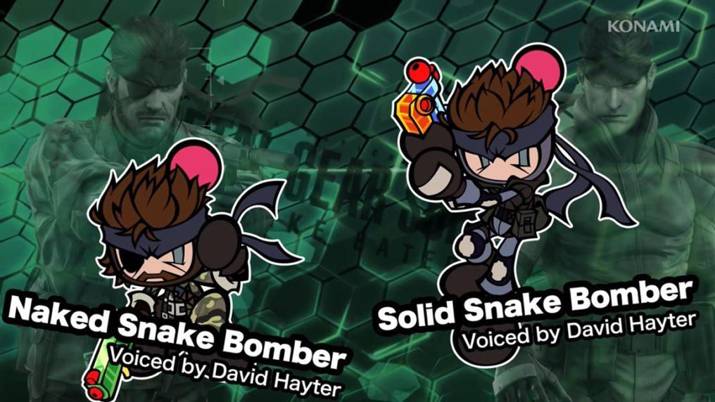 SUPER BOMBERMAN R agrega personajes, reglas y etapas