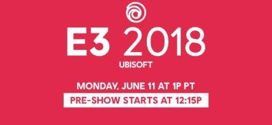 Resumen de la conferencia de Ubisoft [E32018]